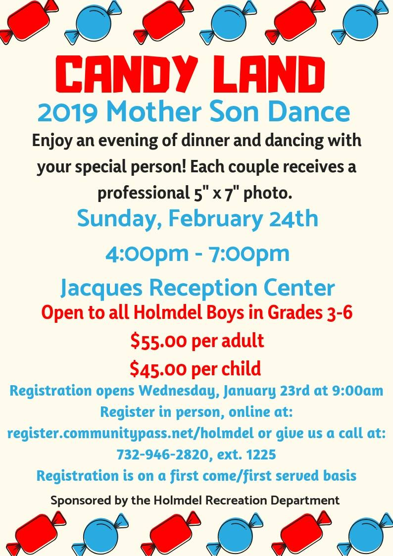 Mother Son Dance 2019