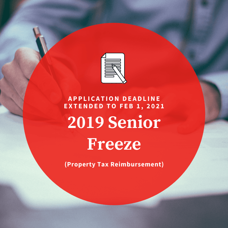 Senior Freeze Deadline